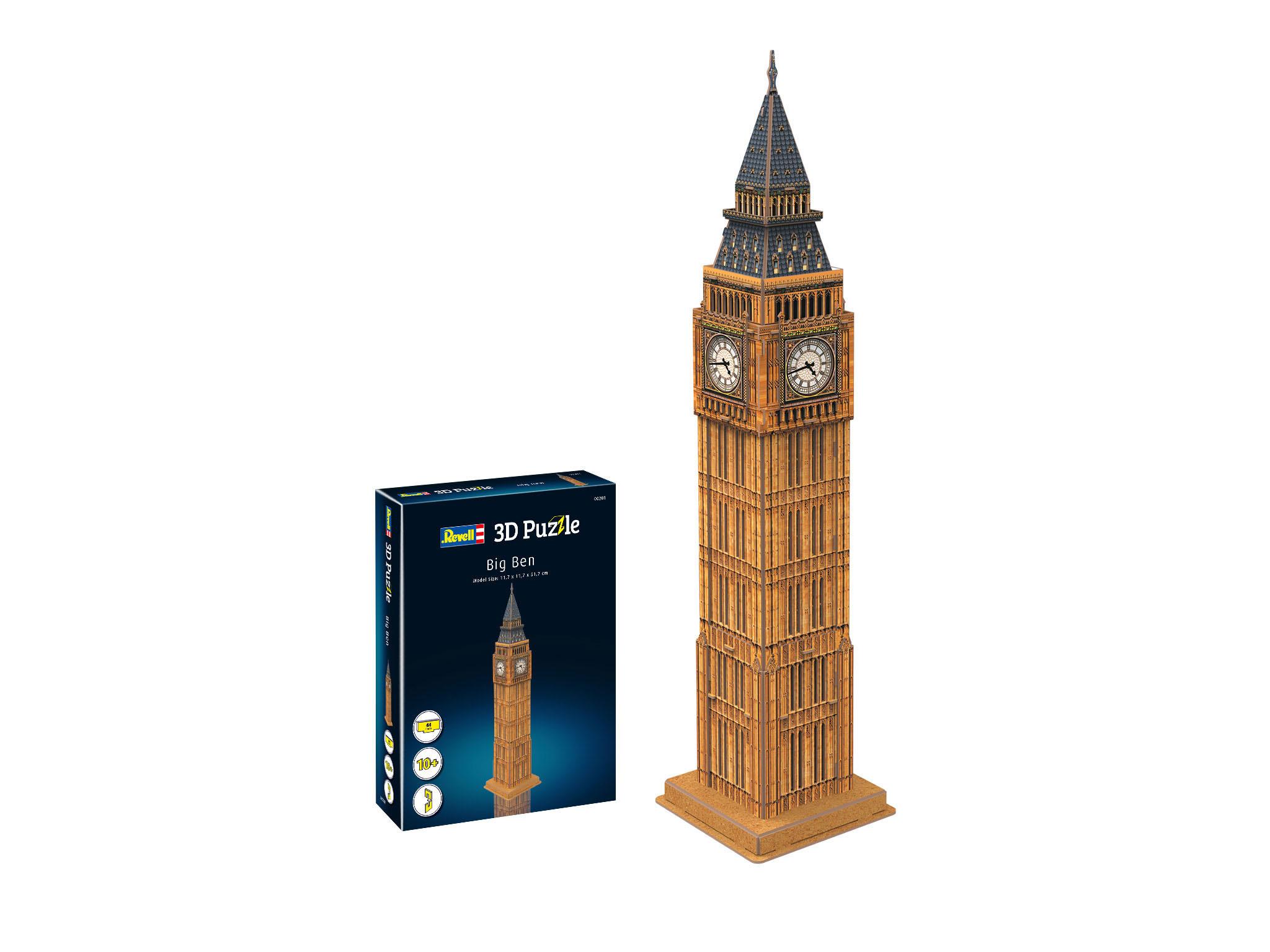 Revell 3D Puzzle - Big Ben 00201